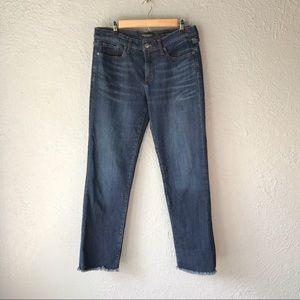 Banana Republic Girlfriend Denim Jeans 30L